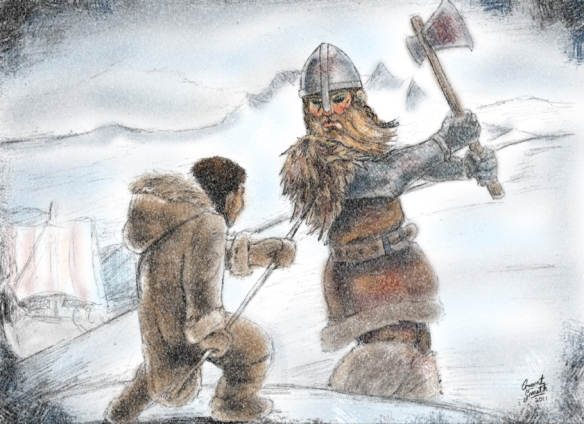 Viking vs Inuit