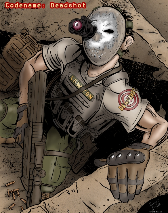 deadshot copy