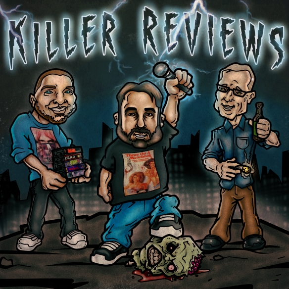 Killer Reviews Logo 2013