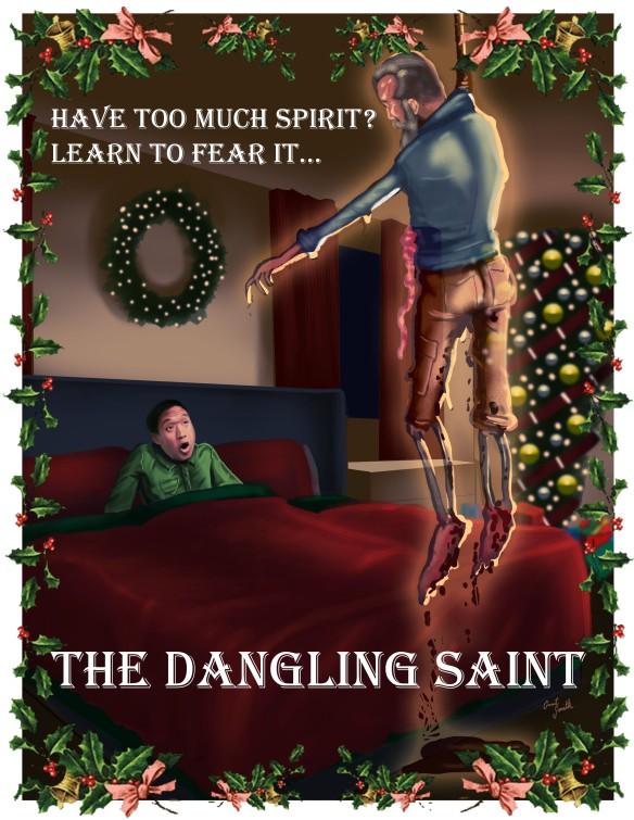 dangling saint